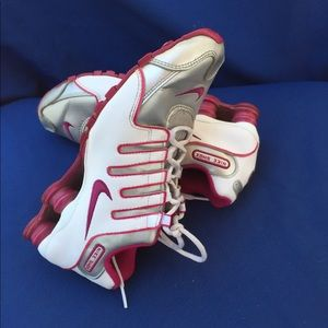 Nike Shox Size 8,5